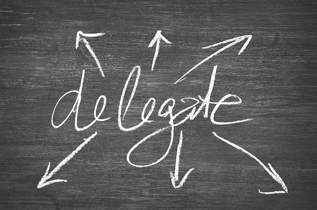 4 Easy Steps to Help You Let Go and Delegate