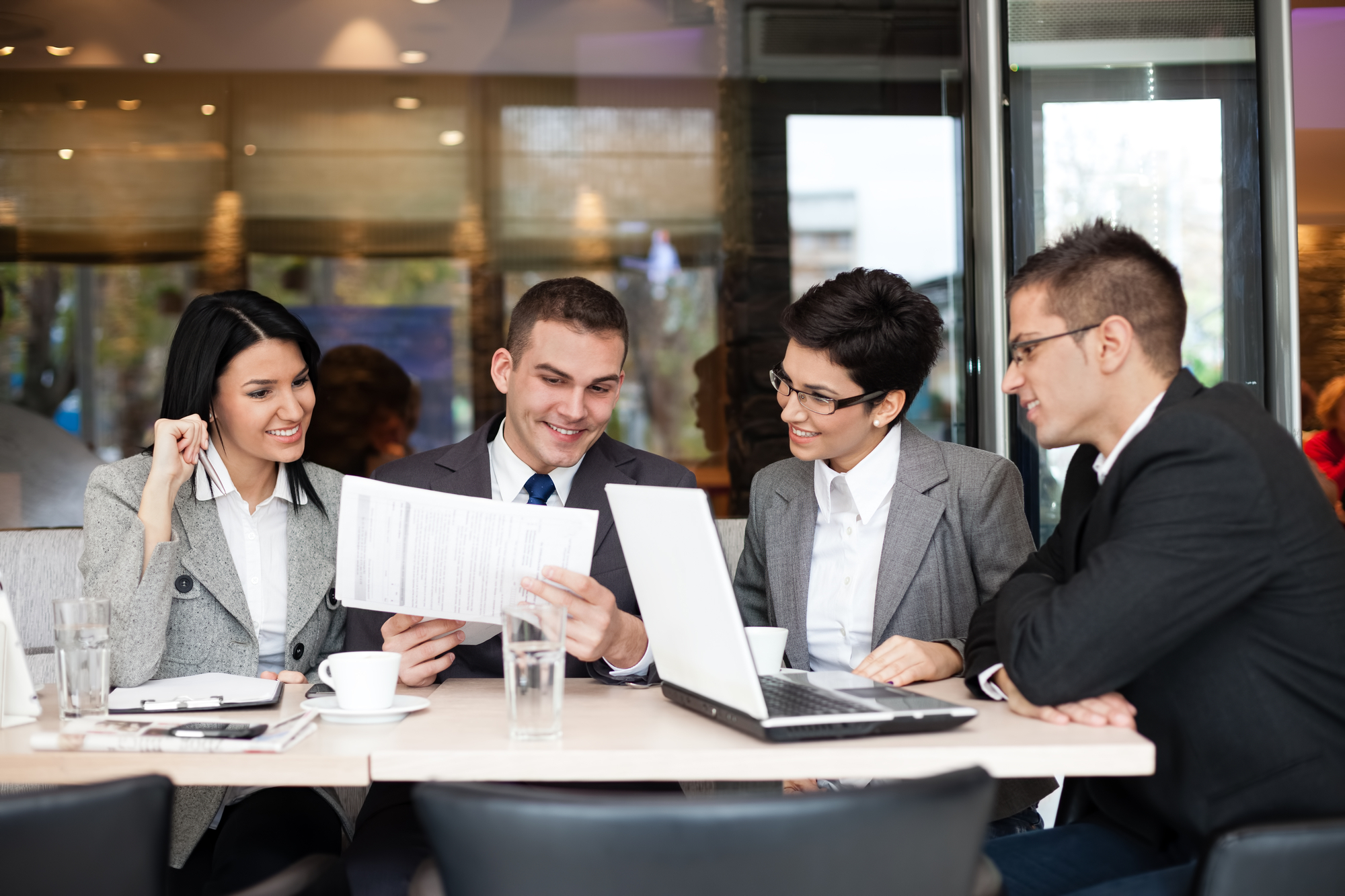How to Build a Great Team Around You