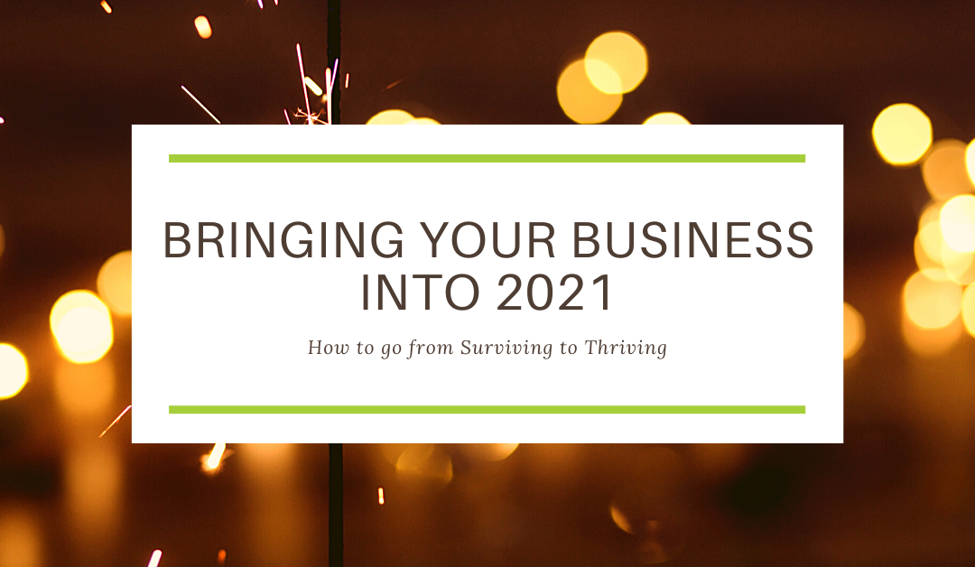 Bringing your Business into 2021