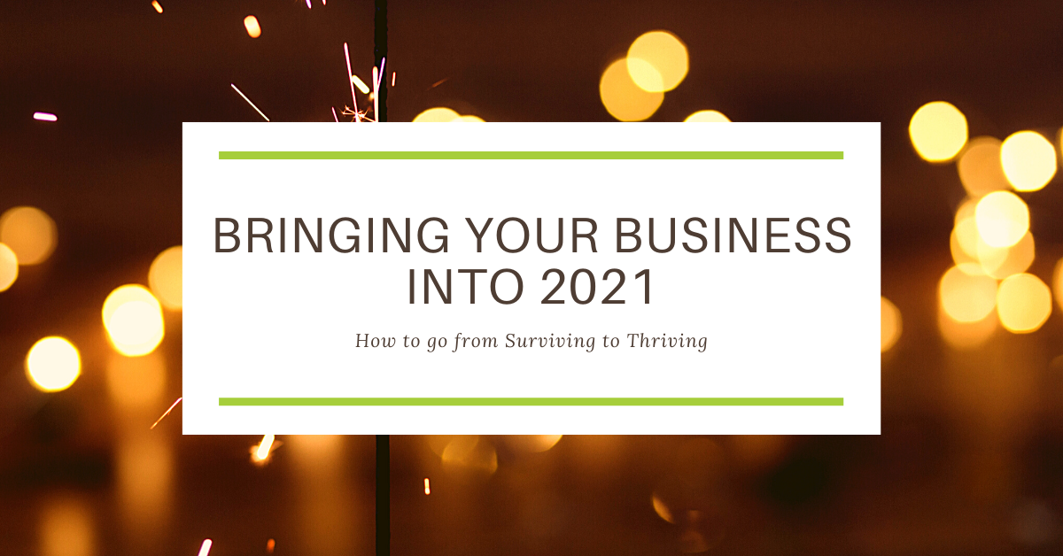 Bringing you Business into 2021